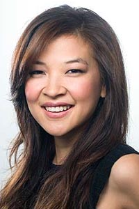 MTV personality and Hester St Fair co-founder SuChin Pak.