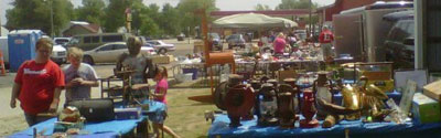 Wapello Flea Market