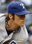 image of baseball player in titanium sport necklace
