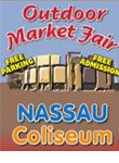The Market Fair at the Nassau Coliseum in Uniondale, NY