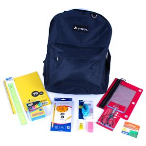 Value Backpack Set from Dollar Item Direct