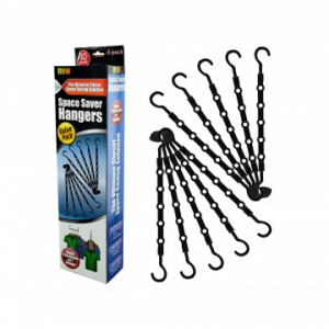 Space Saver Hangers from Kole Imports