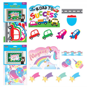 Educational Bulletin Sets from Eros Wholesale
