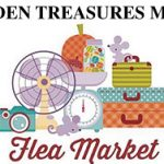 Hidden Treasures Market sign