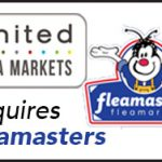 United and Fleamasters logos