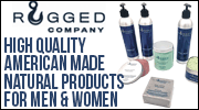 Rugged Company health products