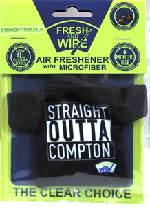 stright out of compton mini-shirt