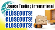 Source Trading Closeouts