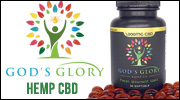 God's Glory Hemp CBD