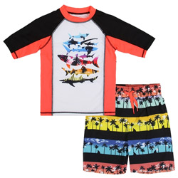 Boys Swim Sets