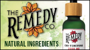 The Remedy cbd tinctures