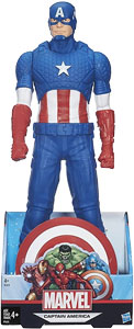 Marvel Avengers Captain America Titan Hero 20in. Action Figure