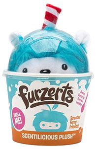 Furzerts Plush - Betty Birthday Cake