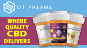 Lit Pharma CBD products