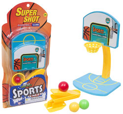 Mini Basketball Play Set