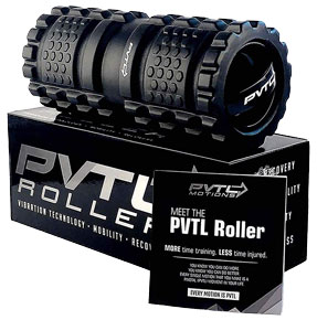 Rechargeable Vibrating Foam Roller 3 Speed